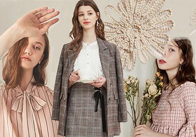Three Styles (Post 00s, 90s & 85s) -- Pre-Fall 2018 Womenswear on Tmall
