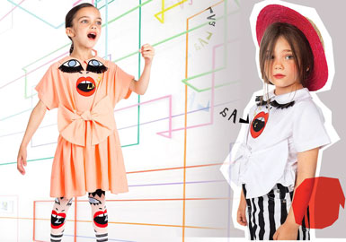 Big Fun -- 2020 S/S Natural Cotton Fabric Trend for Kidswear