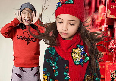 Happy New Year -- 19/20 A/W Clothing Collocation for Girls