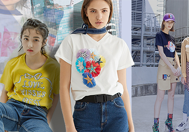Trendy Update -- 2020 S/S Pattern & Craft for Women's T-shirt