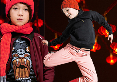 Happy New Year -- 19/20 A/W Clothing Collocation for Boys