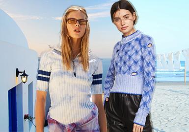 Zoe Jordan (Athleisure) -- 2019 S/S Knitwear from Womenswear Brand