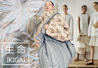 Life · IKIGAI -- 19/20 A/W Fabric Trend