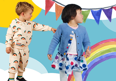 Weather Forecast -- 2020 S/S Trend for Kidswear