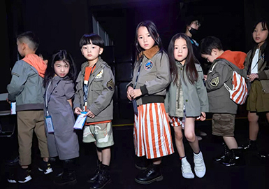 Funky Style -- 2019 S/S Kidswear at Shanghai Fashion Week