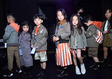 Funky Style -- 2019 S/S Kidswear at Shanghai Fashion Week