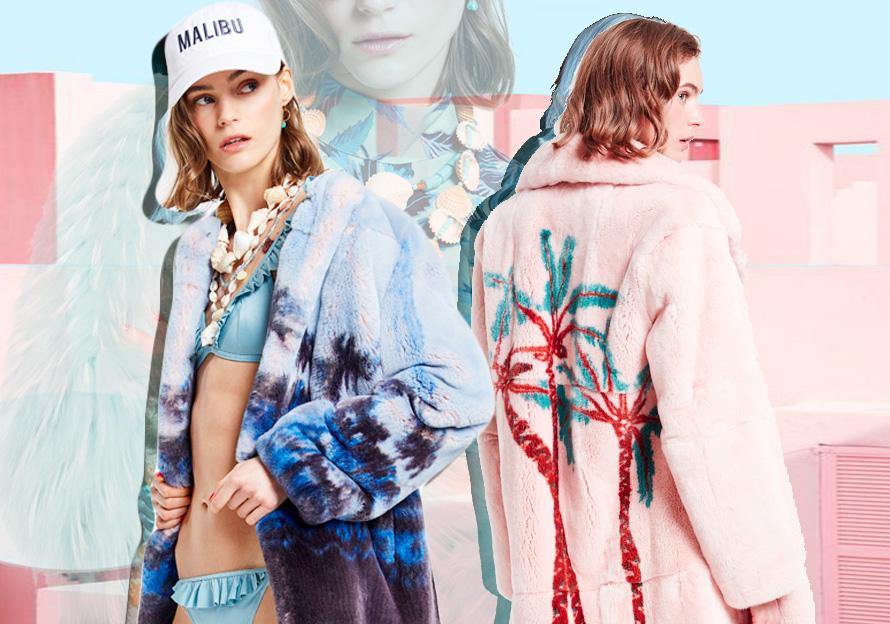 Mate -- 19/20 A/W Designer Brand for Women's Fur Wear