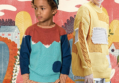 Pattern & Craft -- 19/20 A/W Boys' Knitwear