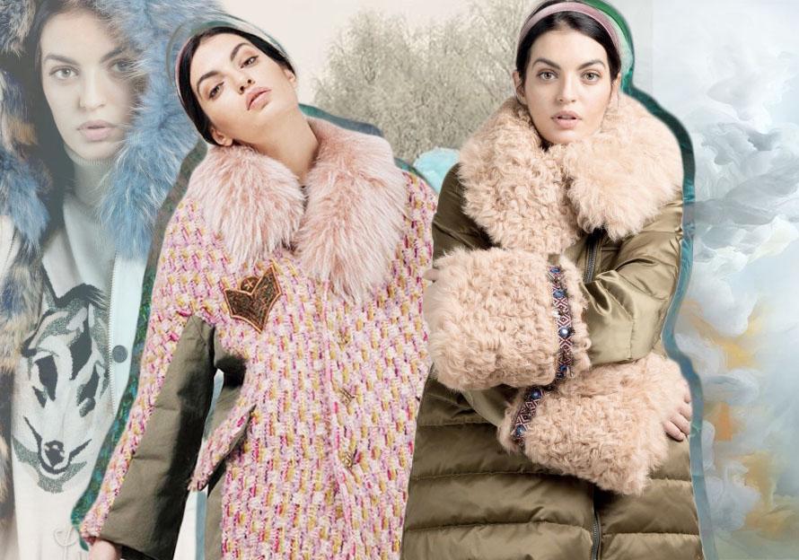Alessandra Battistella -- 18/19 A/W Designer Brand for Women's Fur Apparel