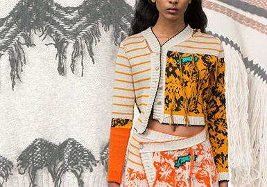 Revamped Fringe -- Resort 2020 Craft Trend for Women's Knitwear