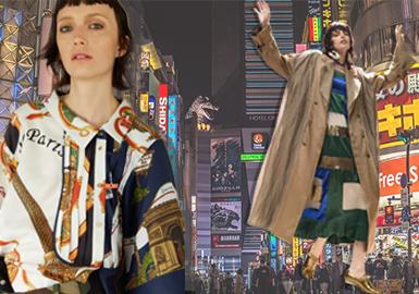 Business District & Style -- 18/19 A/W Womenswear in Japanese Market