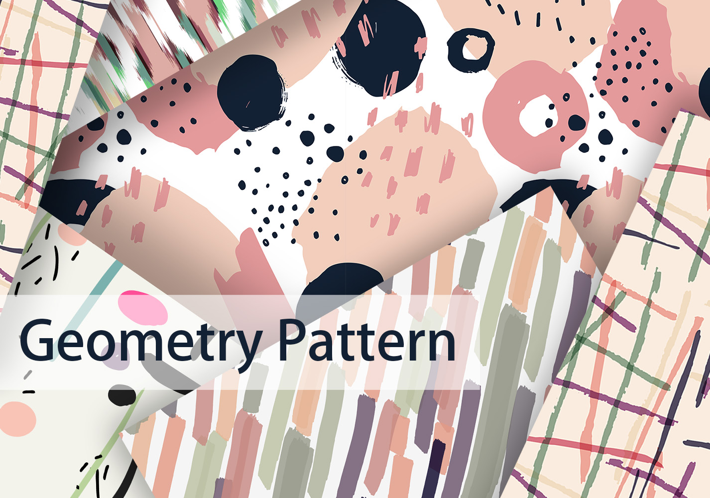 Geometric Drawing -- 2020 S/S Pattern Trend for Womenswear