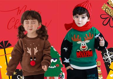 Christmas Party -- 18/19 A/W Kidswear in Korean Market