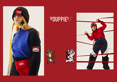 Youppie! -- 18/19 A/W Designer Brand for Women's Knitwear