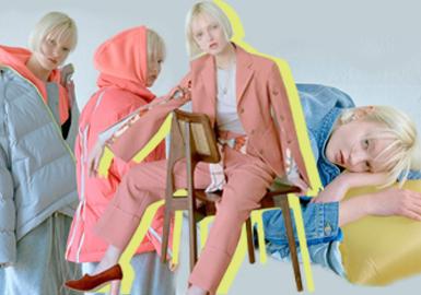 SJYP -- 19/20 A/W Womenswear Brand