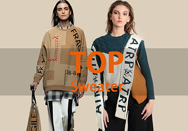 Pullover -- 2019 Resort Hot Items of Women's Knitwear