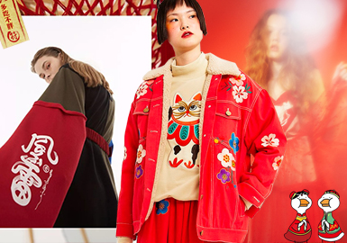 Red! Fashion in the Chinese Lunar New Year