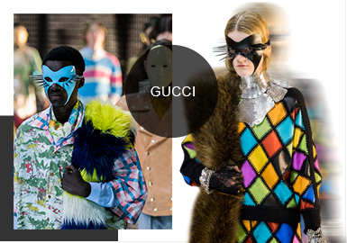 Gucci -- Analysis of 19/20 A/W Catwalk Brands of Womenswear