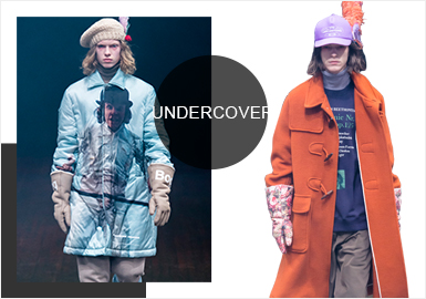 Undercover -- Analysis of A/W 19/20 Menswear Brands at Catwalks