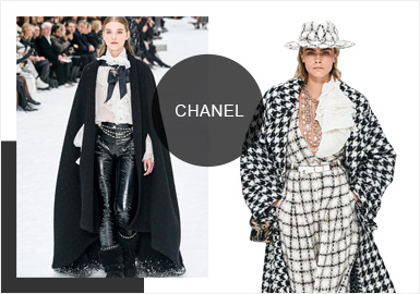 Chanel -- 19/20 A/W Analysis of Catwalk Brands for Womenswear