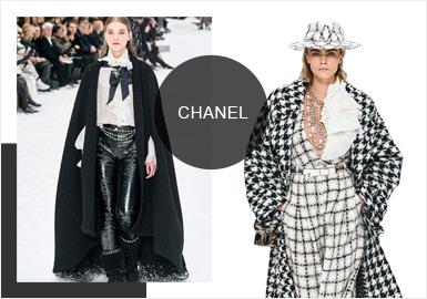 Chanel -- 19/20 A/W Analysis of Catwalk Brands for Womenswear