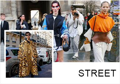 No Stranger -- Analysis of Street Snaps in Paris Fashion Week