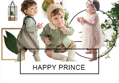 Happy Prince -- S/S 2019 Benchmark Brand for Babies