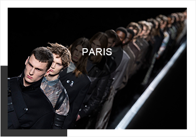 Paris -- A/W 19/20 Analysis of Catwalks for Menswear