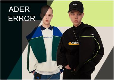 ADER Error -- S/S 2019 Designer Brand for Menswear