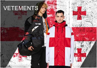 Vetements -- 2019 S/S Designer Brand for Menswear