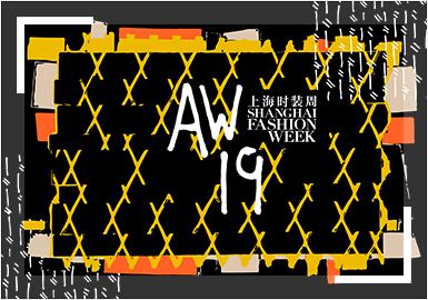 A/W 19/20 Shanghai Fashion Week