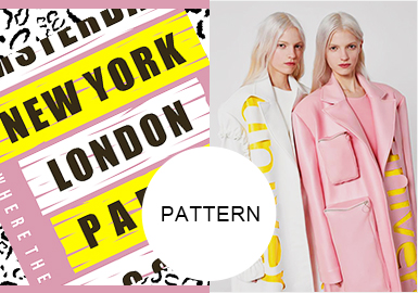 Word Game -- A/W 20/21 Pattern Trend for Women's Leather&Fur