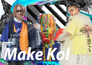 MAKE KOL -- Theme Design and Development of S/S 2020 Menswear