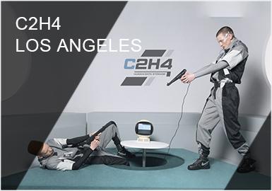 C2H4 Los Angeles -- A/W 19/20 Designer Brand for Menswear