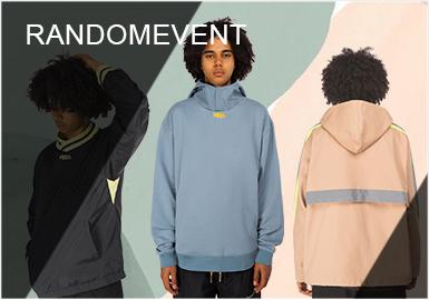 Randomevent -- S/S 2019 Designer Brand for Menswear