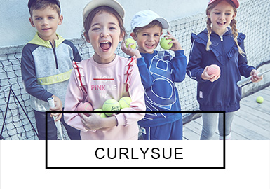 Curlysue -- S/S 2019 Benchmark Brand for Kidswear