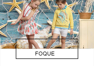 Foque -- S/S 2019 Benchmark Brands for Infants and Kids