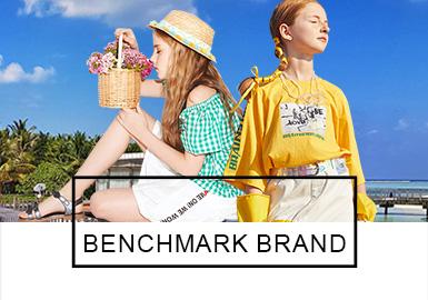Tops -- S/S 2019 Benchmark Brand for Girls