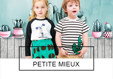 Petite mieux -- S/S 2019 Benchmark Brand for Kidswear