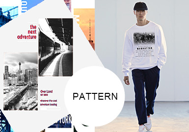 Urban Style -- A/W 20/21 Pattern Trend for Menswear