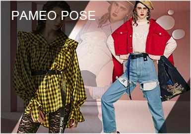 PAMEO POSE -- Analysis of S/S 2019 Designer Brands of Womenswear