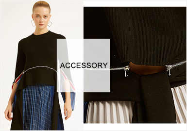 Accessories -- Pre-Fall 2020 Accessories Trend for Women's Knitwear