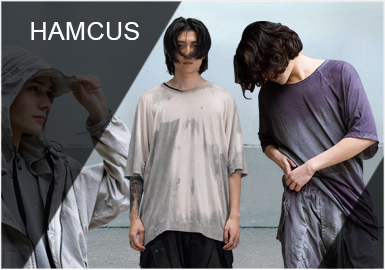 HAMCUS -- Recommended S/S 2019 Designer Brand for Menswear