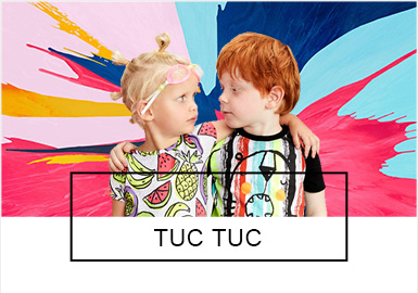 TUC TUC -- Recommended S/S 2019 Benchmark Brand for Kidswear