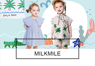 Milk Miles -- Recommended S/S 2019 Benchmark Brand for Babies