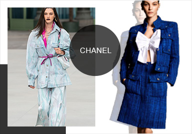 Chanel -- Analysis of Resort 2020 Catwalk brands