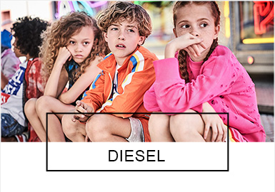 Diesel -- Recommended S/S 2019 Benchmark Brand for Kids