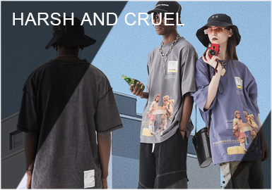 HARSH and CRUEL -- Recommended S/S 2019 Designer Brands for Menswear