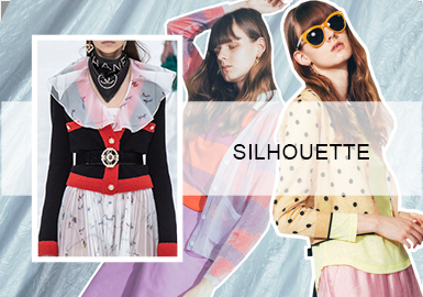 Pre-Summer Romance -- Silhouette Trend of Women's Cardigans