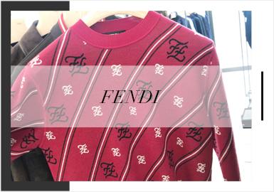 Renewed Logo -- Fend's Trunk Show about Men's Knitwear